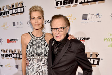Larry King Muhammad Ali's Celebrity Fight Night XXII - Red Carpet
