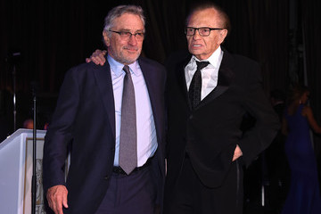 Larry King Friars Club Honors Tony Bennett With The Entertainment Icon Award - Inside