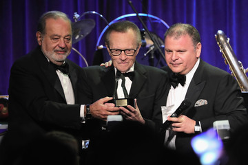 Larry King Friars Club Honors Martin Scorsese With Entertainment Icon Award - Inside