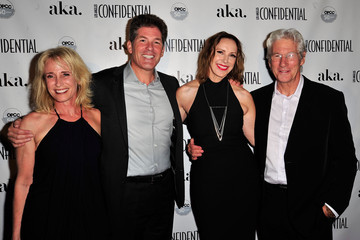 Larry Korman Los Angeles Confidential Celebrates October Issue Cover Star Richard Gere At AKA Beverly Hills, Benefiting OPCC