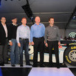Larry McReynolds Unveil Of Kasey Kahne's No. 5 Time Warner Cable Chevrolet