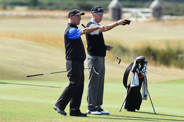 Larry Mize The Senior Open Championship - Previews