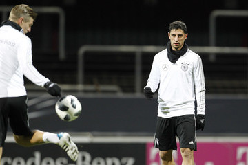Lars Stindl Germany Training