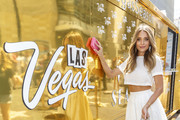 Las Vegas Brings Vegas Season ro Hollywood with Supermodel Hannah Davis