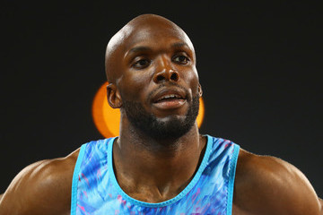 Lashawn Merritt Doha - IAAF Diamond League 2017