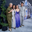 Michelle Yeoh and Henry Golding Photos