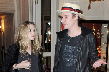 Mary-Kate Olsen Nate Lowman Launch Of New Jewellery Collection By Gaia Repossi And Eugenie Niarchos