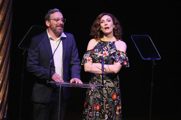 Laura Benanti 33rd Annual Lucille Lortel Awards - Show