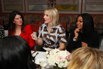 Laura Brown InStyle Badass Women Dinner Hosted By Taraji P Henson And Laura Brown On February 2, 2019 In New York City