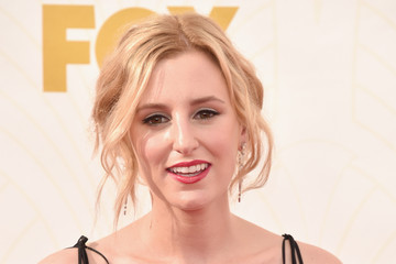 Laura Carmichael 67th Annual Emmy Awards - Red Carpet