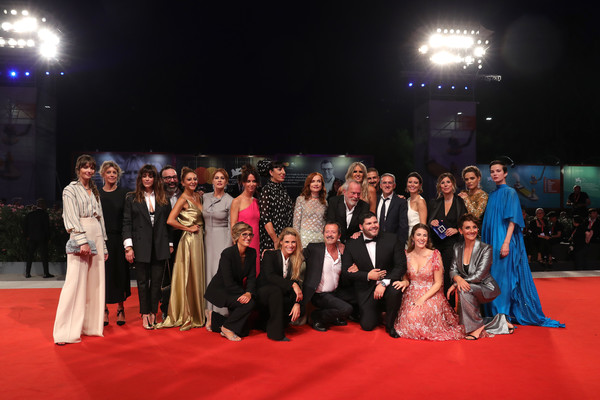 Filming In Italy Red Carpet Arrivals - The 76th Venice Film Festival