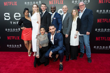 Laura Delahaye Netflix's 'Sense8' Series Finale Fan Screening