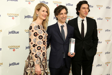 Laura Dern Adam Driver IFP's 29th Annual Gotham Independent Film Awards - Backstage