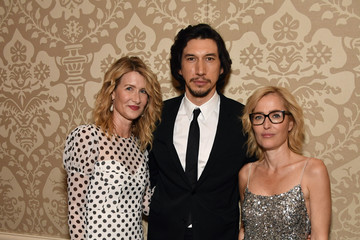Laura Dern Adam Driver 20th Annual AFI Awards - Awards Reception