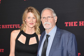 Laura Dern Bruce Dern Premiere of The Weinstein Company's 'The Hateful Eight' - Arrivals