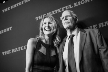 Laura Dern Bruce Dern World Premiere of The Weinstein Company's 'The Hateful Eight'