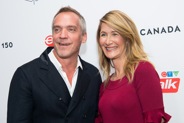 Laura Dern Jean-Marc Vallee Canadian Consulate's Celebration for the Canadian Nominees of the 69th Primetime Emmy Awards