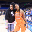 Laura Govan  Monster Energy Outbreak Presents $50K Charity Challenge Celebrity Basketball Game