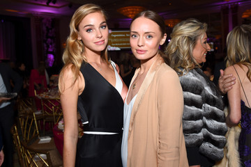 Laura Haddock WCRF's 'An Unforgettable Evening' Presented By Saks Fifth Avenue - Inside