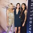 Laura James Maybelline New York NYFW Kick-Off Party