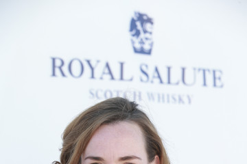 Laura Main Sentebale Royal Salute Polo Cup in Cape Town with Prince Harry - Red Carpet