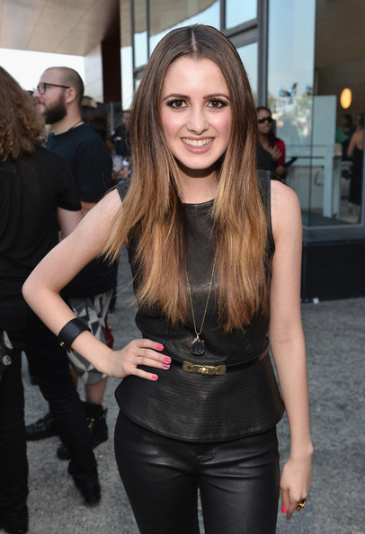 Laura Marano - 2013 Young Hollywood Awards Presented By Crest 3D White And SodaStream / The CW Network - Reception