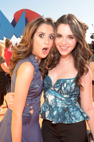Laura Marano - Nickelodeon's 28th Annual Kids' Choice Awards - Red Carpet