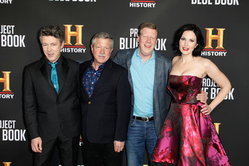 """Laura Mennell LA Premiere Party For HISTORY's New Drama Project Blue Book"""""""