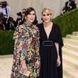 Laura Mulleavy The 2021 Met Gala Celebrating In America: A Lexicon Of Fashion - Arrivals