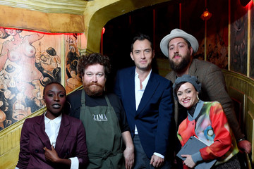 Laura Mvula The Life RX Live With Jude Law