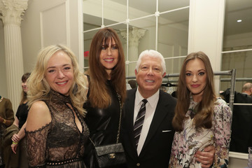 Laura Osnes Dennis Basso - Backstage - September 2017 - New York Fashion Week: The Shows