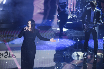Laura Pausini Sanremo 2018 - Day 5 - Closing Night