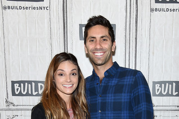 Laura Perlongo Build Presents Nev Schulman And Laura Perlongo Discussing 'We Need To Talk' and 'Catfish'