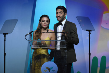 Laura Perlongo 10th Annual Shorty Awards - Ceremony