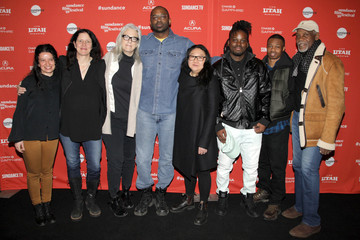 Laura Poitras 2018 Sundance Film Festival - 'Hale County This Morning, This Evening' Premiere
