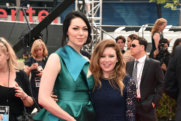 Laura Prepon Arrivals at the 66th Annual Primetime Emmy Awards