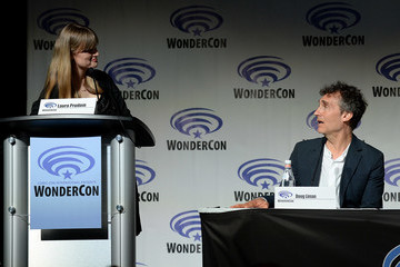 Laura Prudom Stars Of New YouTube Red Original Series 'Impulse' Debut Never-Before-Seen Footage At WonderCon
