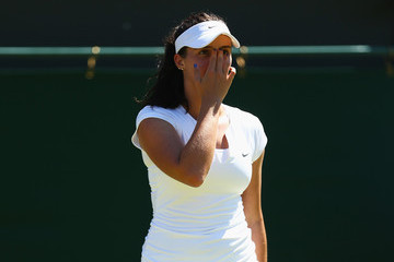 Laura Robson Day Two: The Championships - Wimbledon 2015