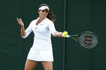 Laura Robson Middle Sunday: The Championships - Wimbledon 2016