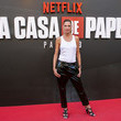 Laura Sanchez Netflix Presents 'La Casa De Papel' 3rd Season In Madrid