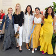 Laura Stoloff Saks Fifth Avenue And Rosie Assoulin Luncheon At Frieze New York