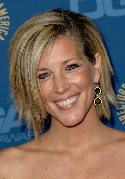 Laura Wright Actress Laura Wright attends the 65th Annual Directors