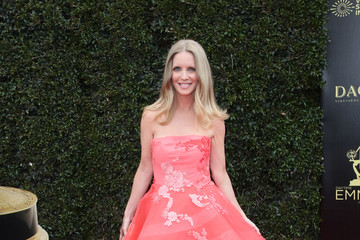 Lauralee Bell 45th Annual Daytime Emmy Awards - Arrivals