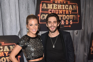 Lauren Akins Arrivals at the American Country Countdown Awards — Part 2