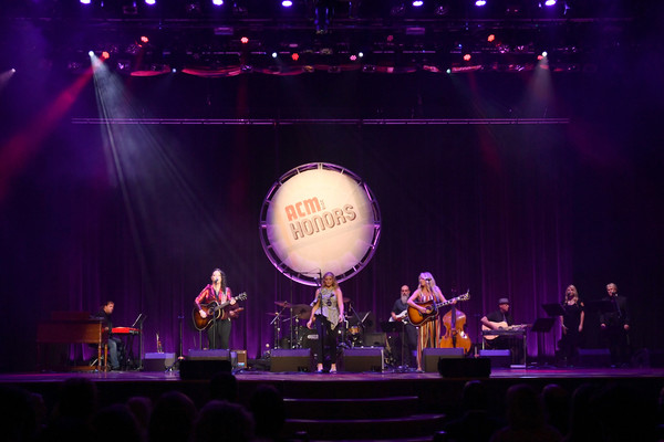 12th Annual ACM Honors - Show [performance,entertainment,stage,performing arts,concert,event,public event,performance art,rock concert,music,deana carter,lauren alaina,ashley mcbryde,l-r,nashville,tennessee,ryman auditorium,acm honors - show,acm honors]