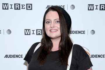 Lauren Ash 2017 WIRED Cafe at Comic Con, Presented By AT&T Audience Network - Day 2
