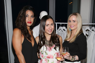 "Lauren Ashley Armani Exchange Hosts ""White Edition"" Dinner"