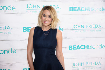 Lauren Conrad John Frieda Hair Care Beach Blonde Collection Party