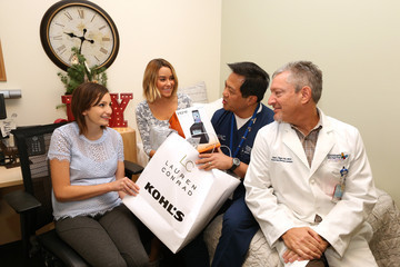 Lauren Conrad Lauren Conrad And Kohl's Take Care Of Caregivers This Holiday By Refreshing On-Call Rooms At Children's Hospital LA