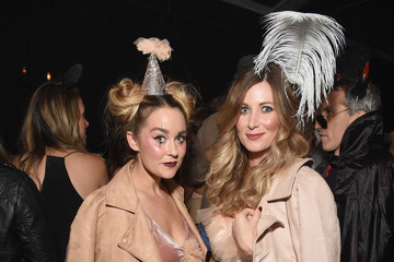 Lauren Conrad Celebs Attend the Casamigos Tequila Halloween Party